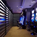 The Imperial Hotel Games Room